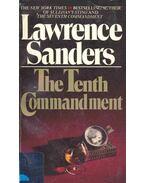 The Tenth Commandment - Sanders, Lawrence