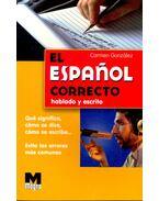 El espanol correcto - GONZÁLEZ, CARMEN