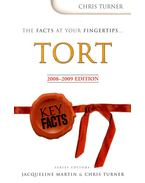Tort – 2008-2009 Edition - TURNER, CHRIS