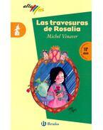 Las travesuras de Rosalía - VINAVER, MICHEL
