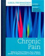Chronic Pain - RICE, ANDREW SC (ed)