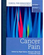 Cancer Pain - RICE, ANDREW SC (ed)