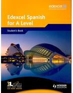 Edexcel Spanish for A level – Student's Book with CD ROM - THACKER, MIKE