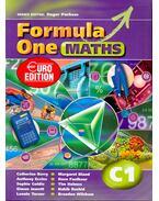 Formula One Maths C1 – Euro Edition - PORKESS, ROGER