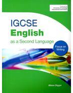 IGCSE English as a Second Language - DIGGER, ALISON