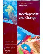 Development and Change - BARRETT, HAZEL – CROWHURTS, ANDREW – LYNCH, KENNETH
