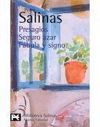 Presagios -  Seguro azar – Fábula y signo - SALINAS, PEDRO
