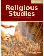 Advanced Religious Studies - TYLER, SARAH K. - REID, GORDON