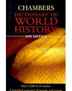 Dictionary of World History - MARSDEN, HILARY (ed)