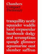 Chambers – Compact Dictionary - O'NEILL, MARY