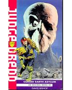 Judge Dredd: Cursed Earth Asylum - Bischoff, David
