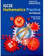 IGCSE Mathematics Practice for Edexcel - JOHNSON, TREVOR – CLOUGH, TONY