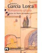 Romancero gitano - Federico Garcia Lorca