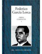 Obras Completas #1 - Federico Garcia Lorca