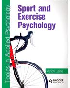 Sport and Exercise Psychology - LANE, ANDY