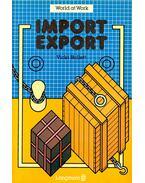 Import Export - HOLLETT, VICKI