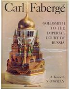Carl Fabergé: Goldsmith to the Imperial Court of Russia - SNOWMAN, A. KENNETH