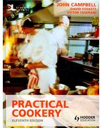 Practical Cookery with CD - CAMPBELL, JOHN – FOSKETT, DAVID – CESERANI, VICTOR