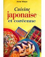 Cuisine japonaise et coréenne - WILSON, ANNE