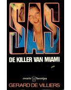 De killer van Miami - VILLIERS, GERARDE DE