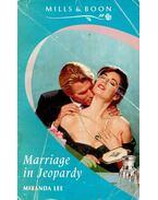 Marriage in Jeopardy - Lee, Miranda