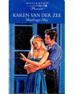 Marriage-Shy - Zee, Karen van der