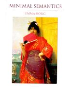 Minimal Semantics - BORG, EMMA