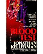 Blood Test - KELLERMAN, JONATAHAN