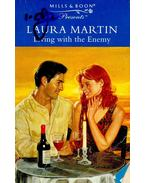 Living with the Enemy - MARTIN, LAURA