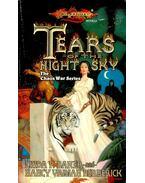 Tears of the Night Sky - BAKER, LINDA P. - BERBERICK, NANCY VARIAN