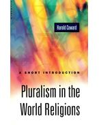Pluralism in the World Religions - A Short Introduction - COWARD, HAROLD