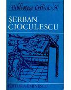 Şerban Cioculescu - VASILESCU, MIRCEA