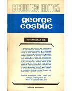George Coşbuc - CORDONEANU, MARIA