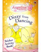 Dizzy from Dancing – Sticker Activity Book - HOLABIRD, KATHARINE – CRAIG, HELEN
