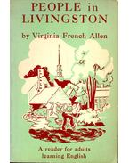 People in Livingstone – A reader for adults learning English - FRENCH ALLEN, VIRGINIA