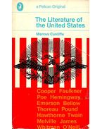 The Literature of the United States - CUNLIFFE, MARCUS