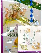 The Tortoise and the Hare & The Lion and the Mouse – Read, Sing, and Play Along! - SIMON, CHARNAN