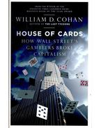 House of Cards - COHAN, WILLIAM D.