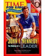 John F, Kennedy – The Making of a Leader - UPADHYAY, RITU