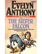 The Silver Falcon - Anthony, Evelyn