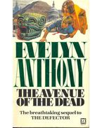 The Avenue of the Dead - Anthony, Evelyn
