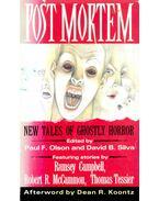 Post Mortem – New Tales of Ghostly Horror - OLSON, PAUL F. - SILVA, DAVID B.