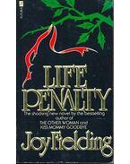 Life Penalty - Fielding, Joy