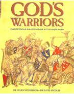 God's Warriors - NICHOLSON, HELEN DR – NICOLLE, DAVID DR