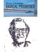 Radical Priorities - Chomsky, Noam