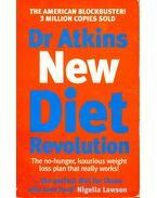 Dr. Atkins' New Diet Revolution - ATKINS, ROBERT C. M.D.