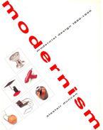 Modernism: Modernist Design 1880-1940 - DUNCAN, ALASTAIR