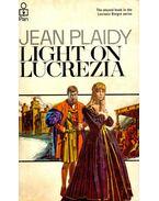 Light on Lucrezia - Plaidy, Jean