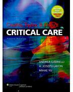 Civetta, Taylor, & Kirby's Critical Care - GABRIELLI, ANDREA – LAYON, A. JOSEPH – YU, MIHAE