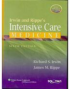 Irwin and Rippe's Intensive Care Medicine - IRWIN, RICHARD S. - RIPPE, JAMES M.